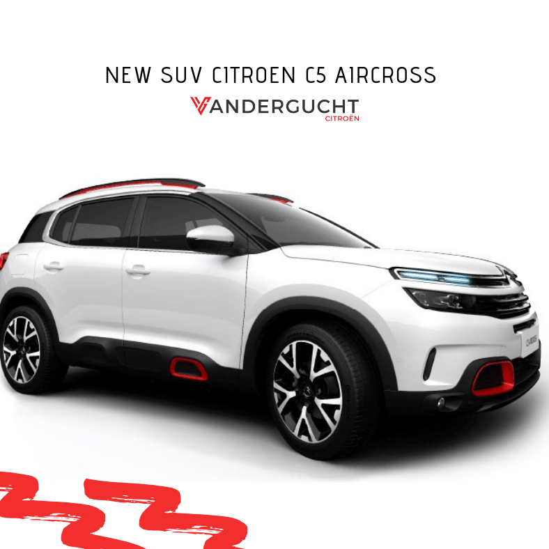 The New SUV Citroën C5 Aircross